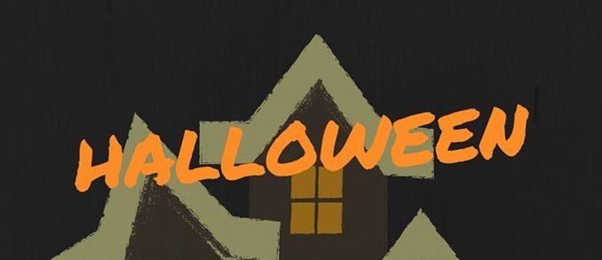 Zapraszamy naHalloween!!!