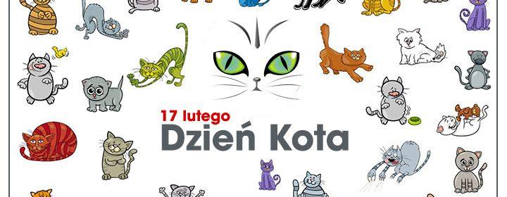 Miauczy kotek: miau! czyli Światowy Dzień Kota