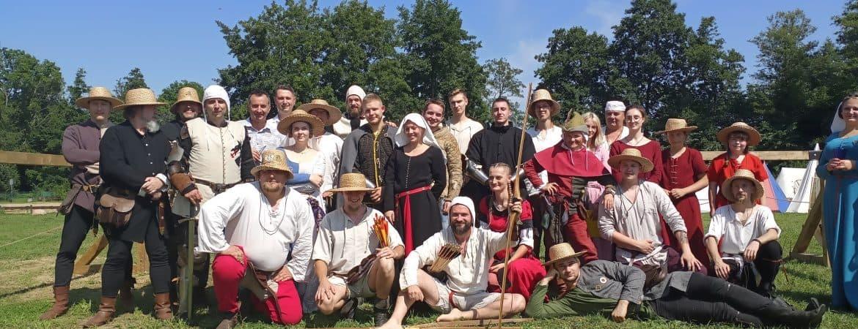 Turniej Rycerski oSkrzynię Wójta Gminy Dąbrówno